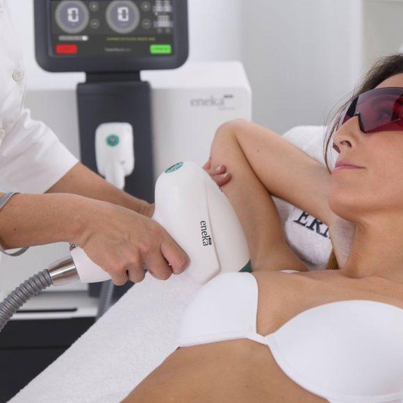 Eneka PRO, máximos resultados en depilación láser